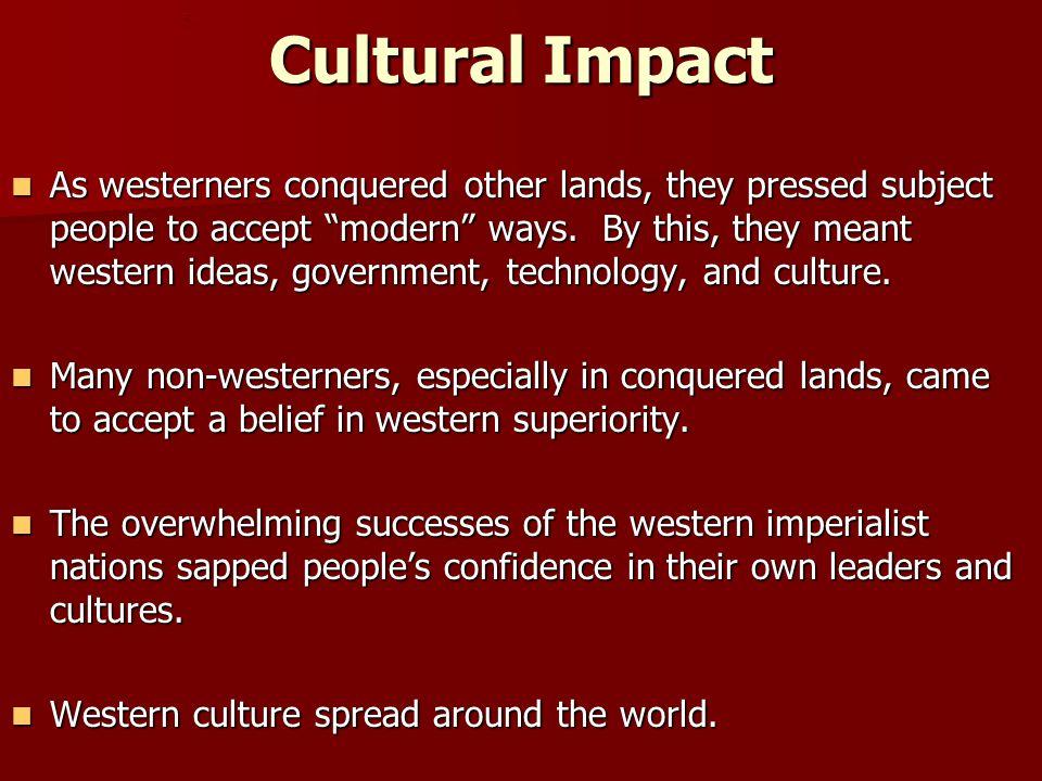 Cultural Impact 5.