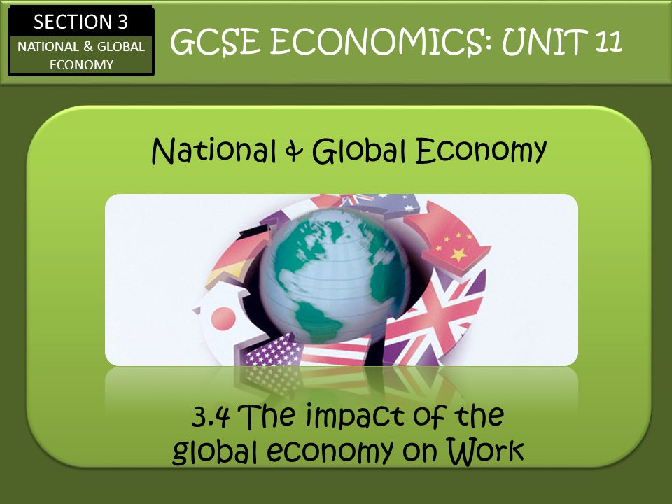 National & Global Economy