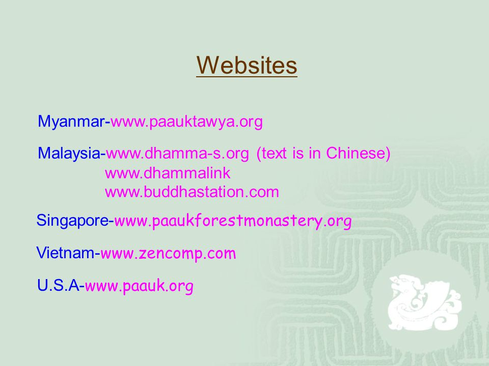 Websites Myanmar-www.paauktawya.org