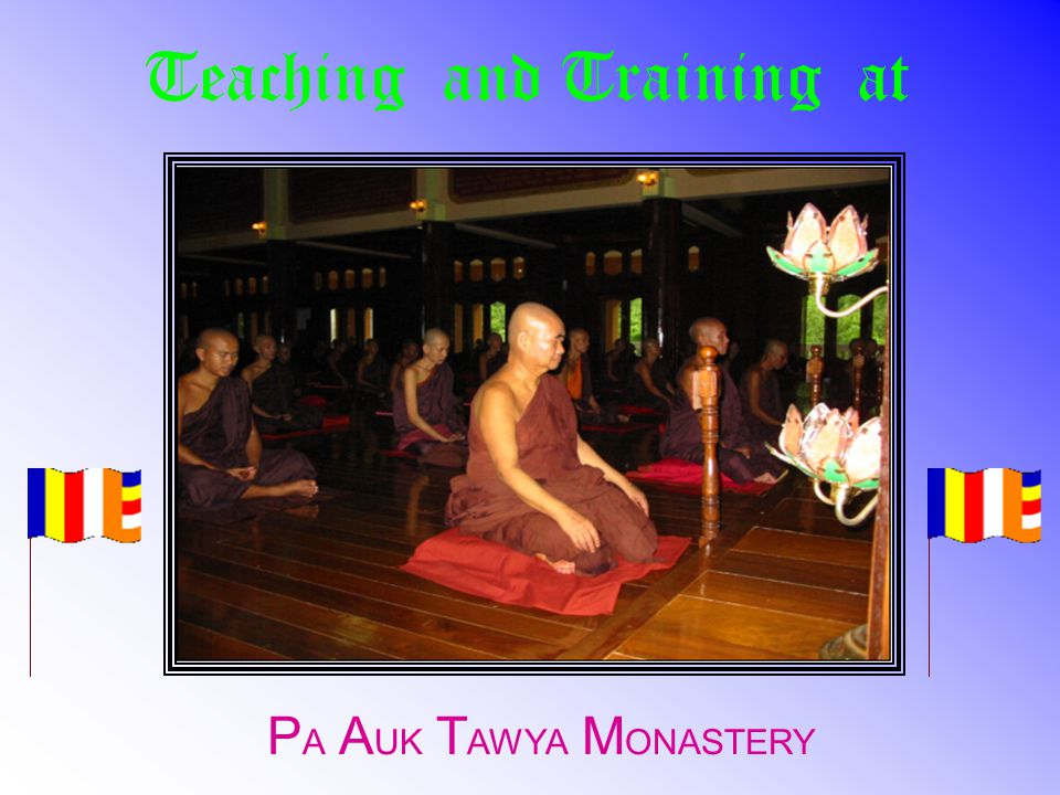 Teaching and Training at