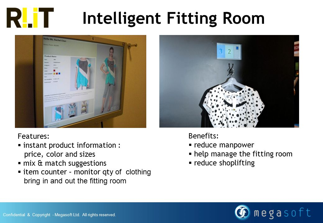 Intelligent Fitting Room