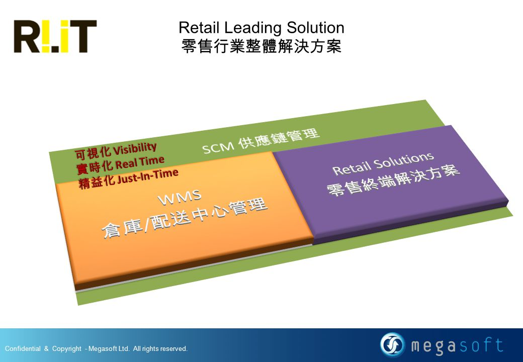 Retail Solutions 零售終端解決方案