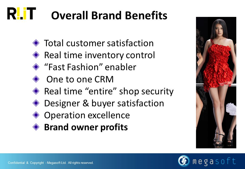 Overall Brand Benefits