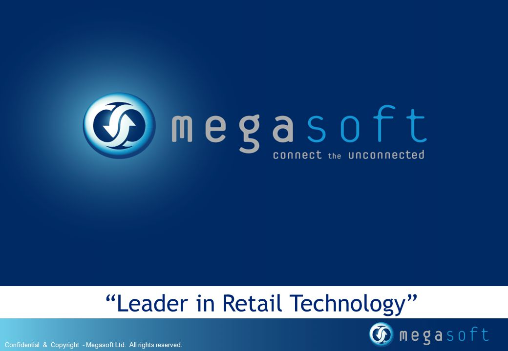 Leader in Retail Technology
