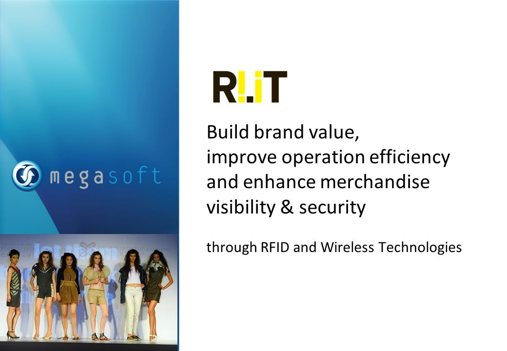 improve operation efficiency and enhance merchandise