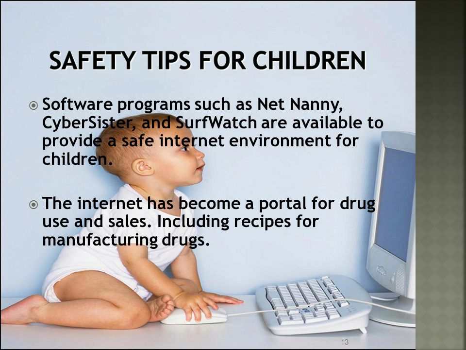 Safety Tips for Children