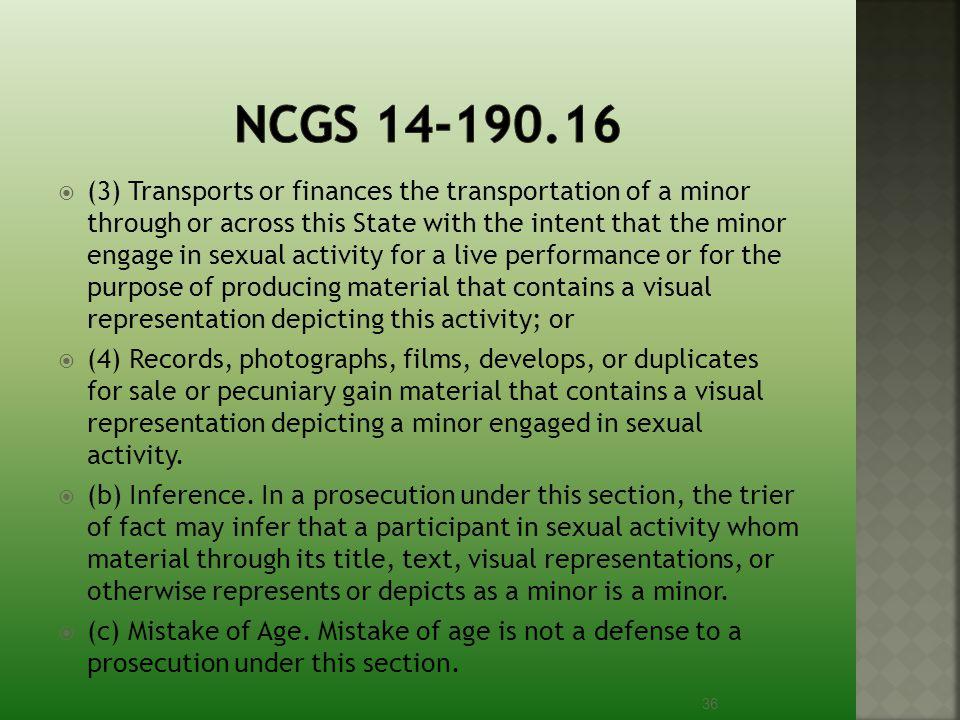 NCGS 14-190.16