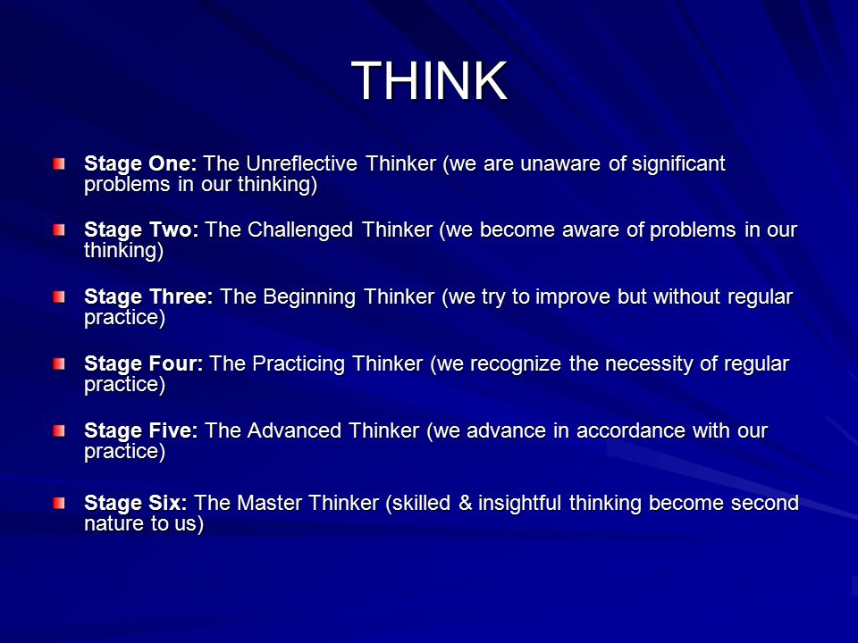 how to become an analytical thinker