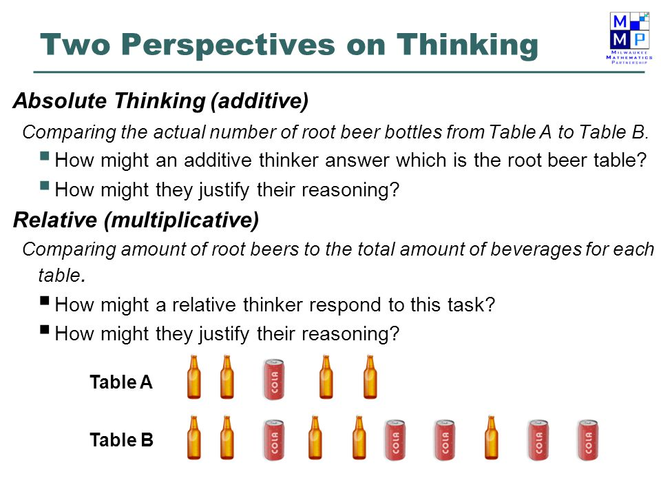 Two Perspectives on Thinking