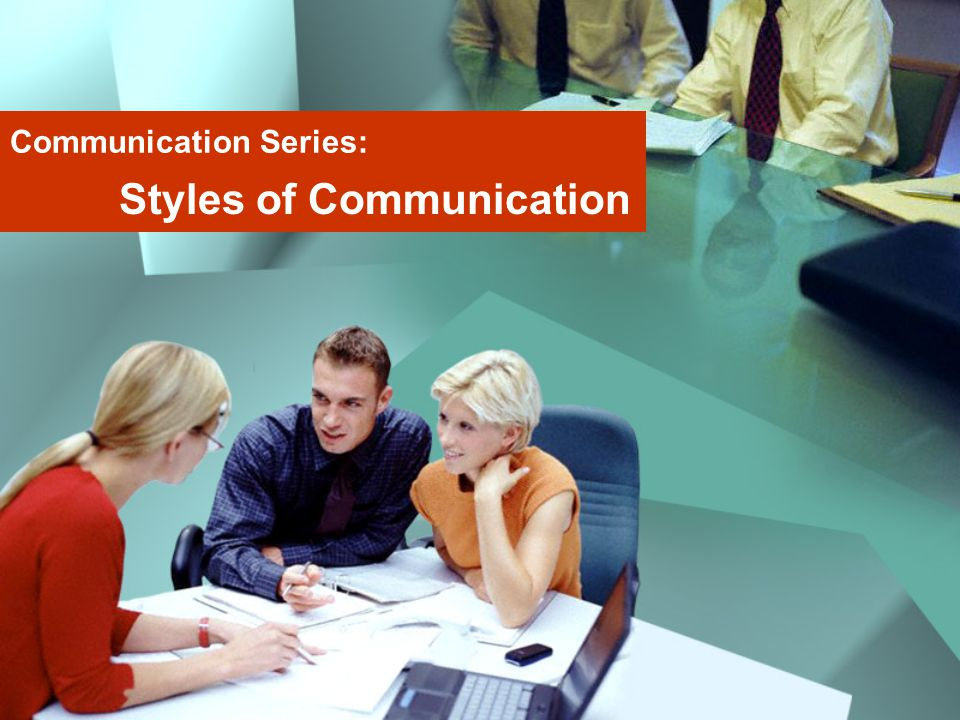 Communication Series: