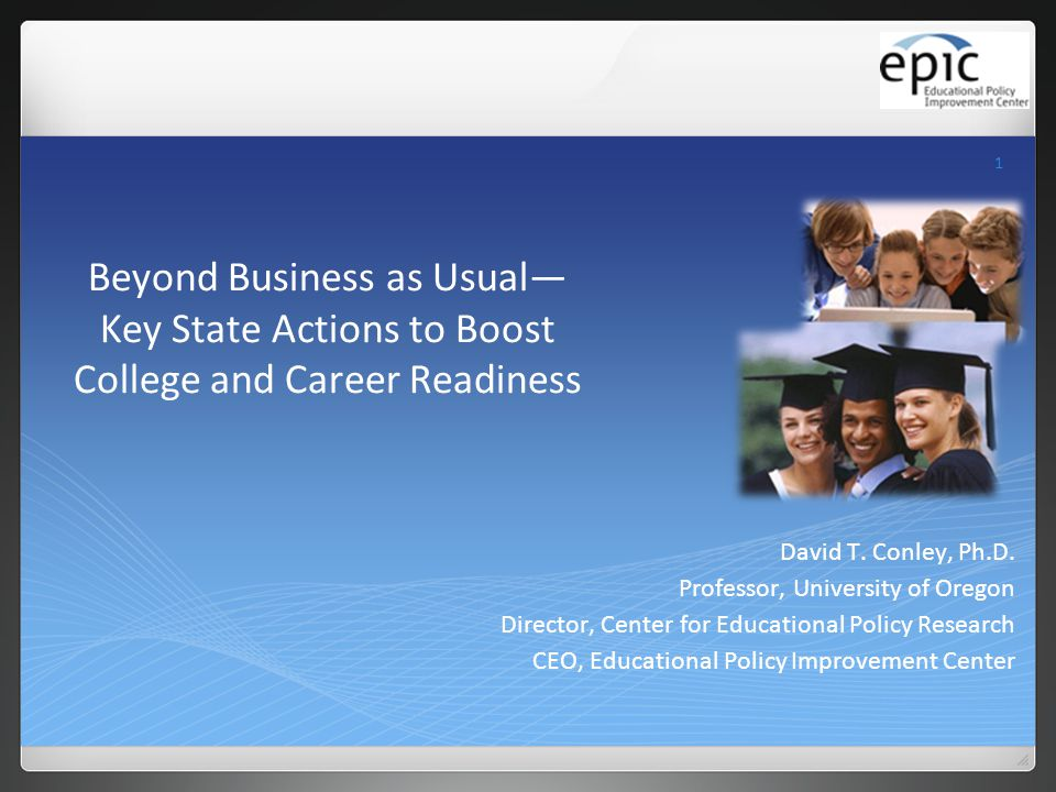 Beyond Business as Usual—Key State Actions to Boost College and Career Readiness