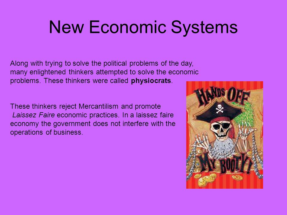 New Economic Systems