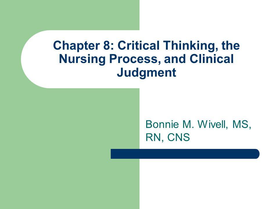 Bonnie M. Wivell, MS, RN, CNS