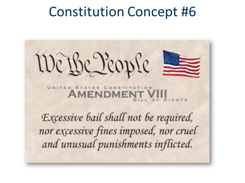 Constitution Concept #6
