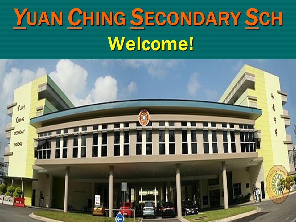 YUAN CHING SECONDARY SCH