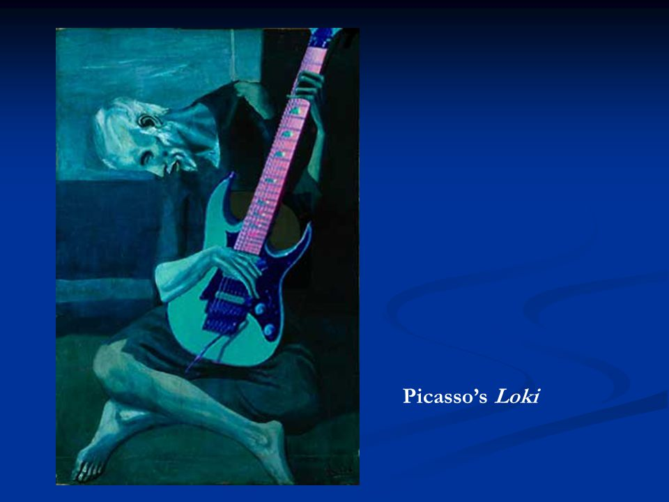 Picasso's Loki