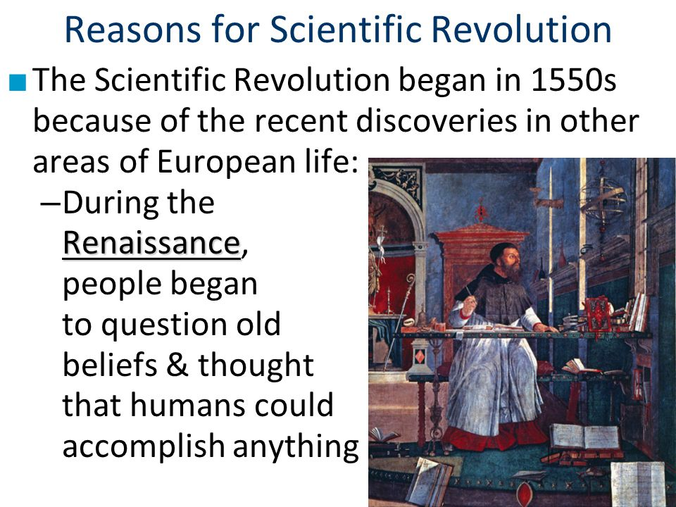 the significance of important figures of the scientific revolution Declaring 2007 the year of science and technology, the leaders, who met in  addis  also attained significant success, notes unesco's science report  2005.