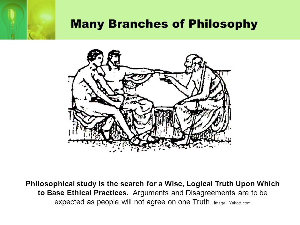 Many Branches of Philosophy