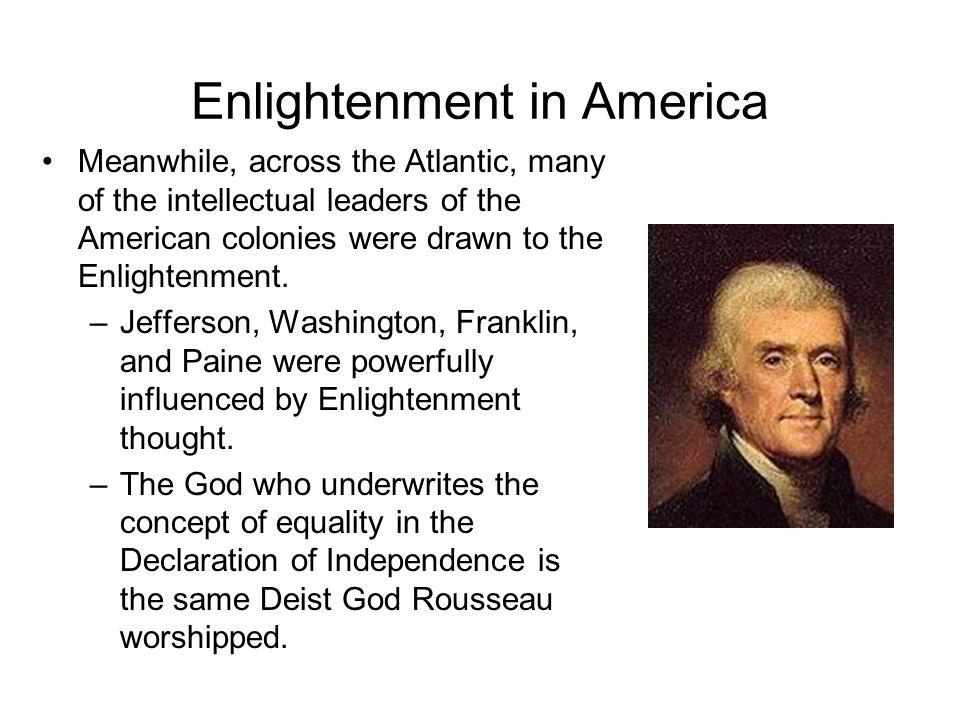 Enlightenment in America