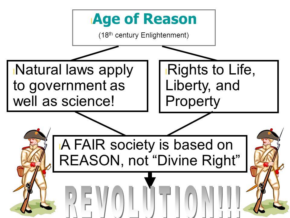 (18th century Enlightenment)