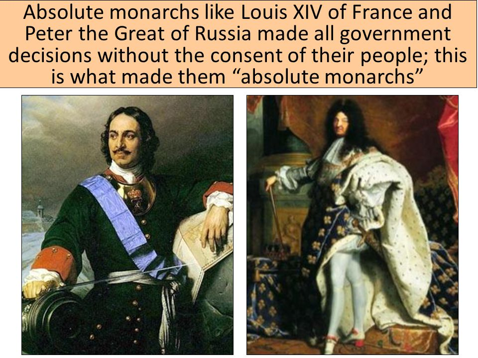 What Made King Louis XIV an Absolute Monarch?