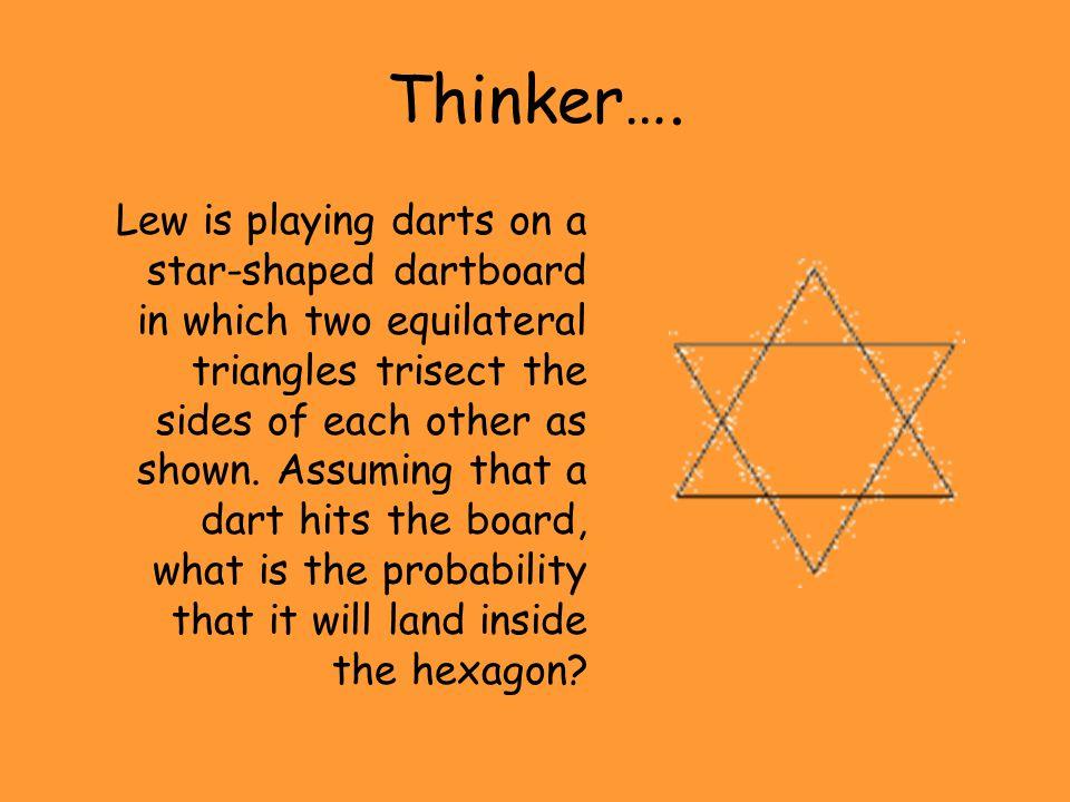 Thinker….