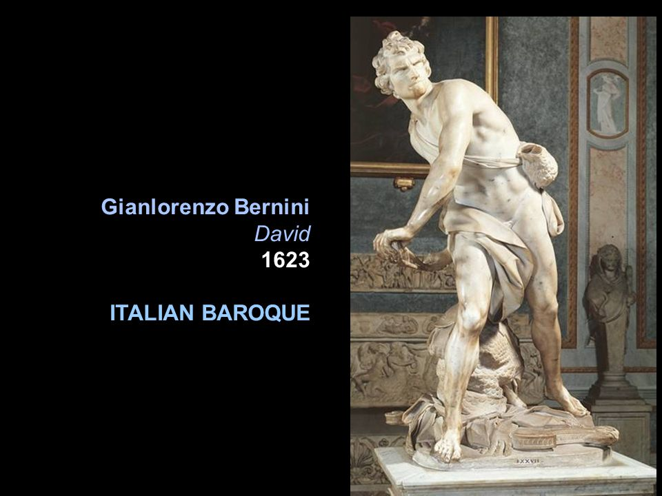 Gianlorenzo Bernini David