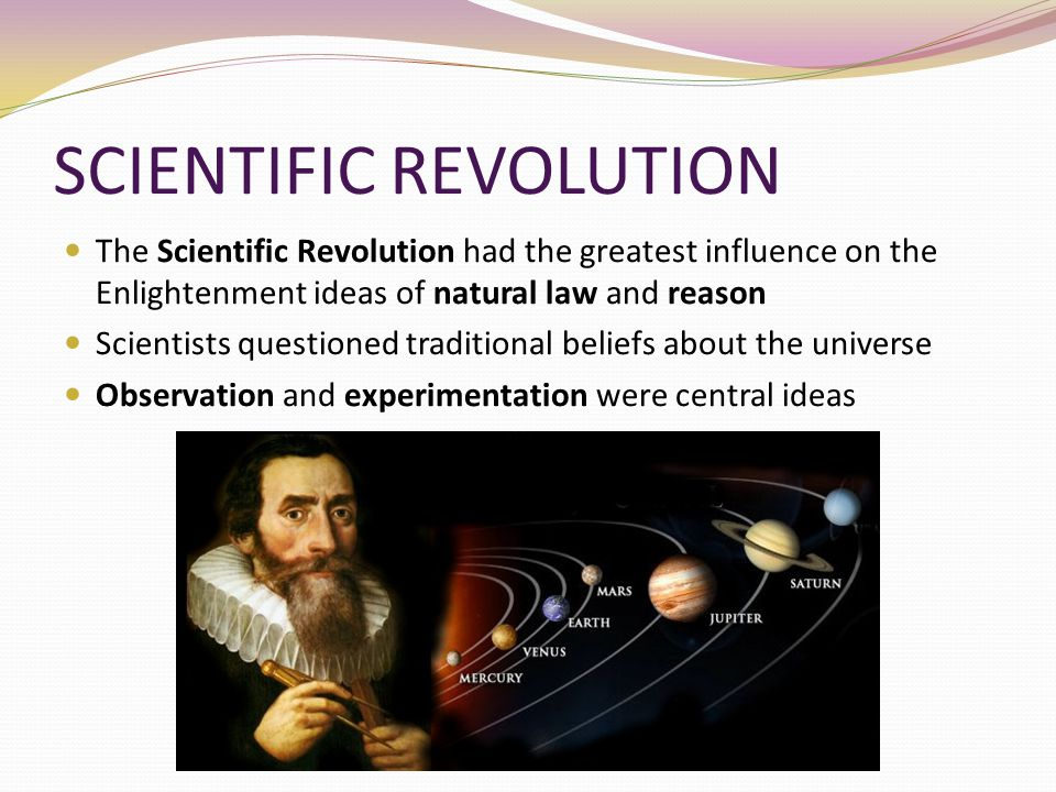 the influence of the scientific revolution The events during the reformation and the scientific revolution happen  brutal  as they were trying to remove all muslim and jewish influence from the country.