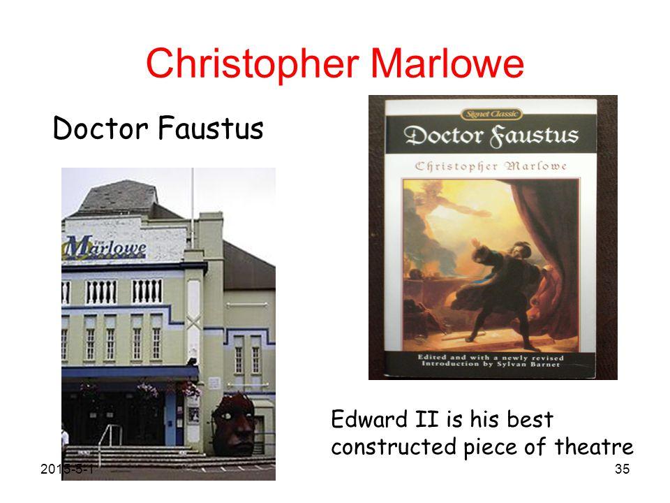 Christopher Marlowe Doctor Faustus