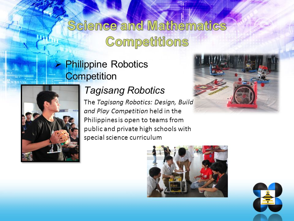 Science and Mathematics Competitions