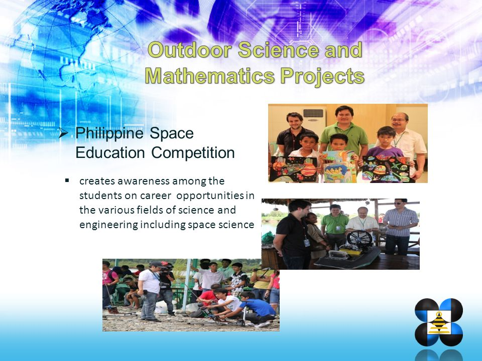 Outdoor Science and Mathematics Projects