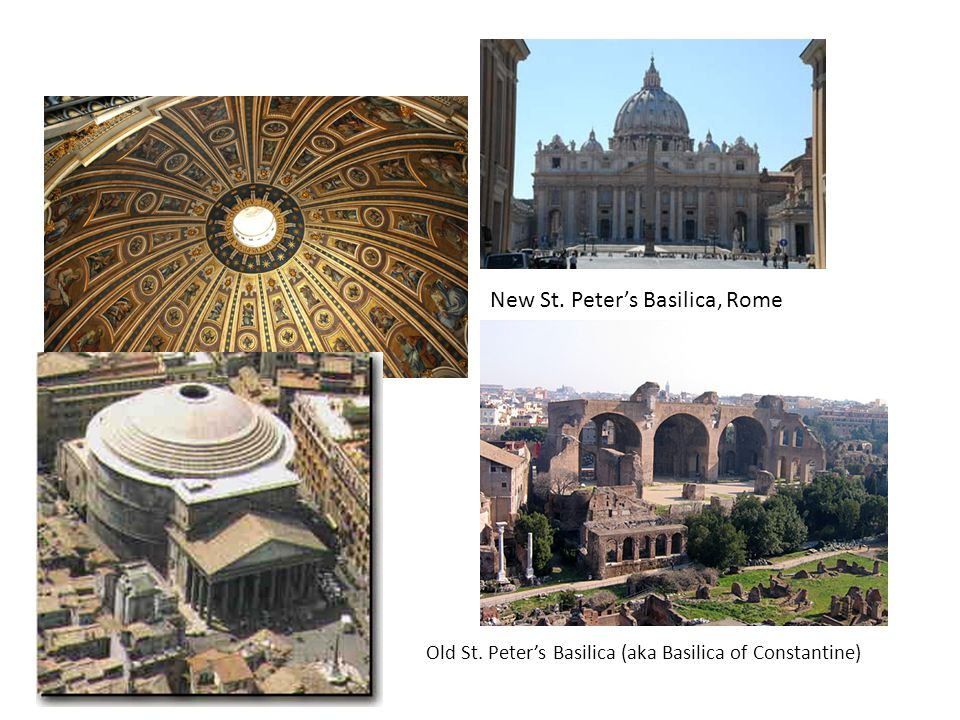 New St. Peter's Basilica, Rome