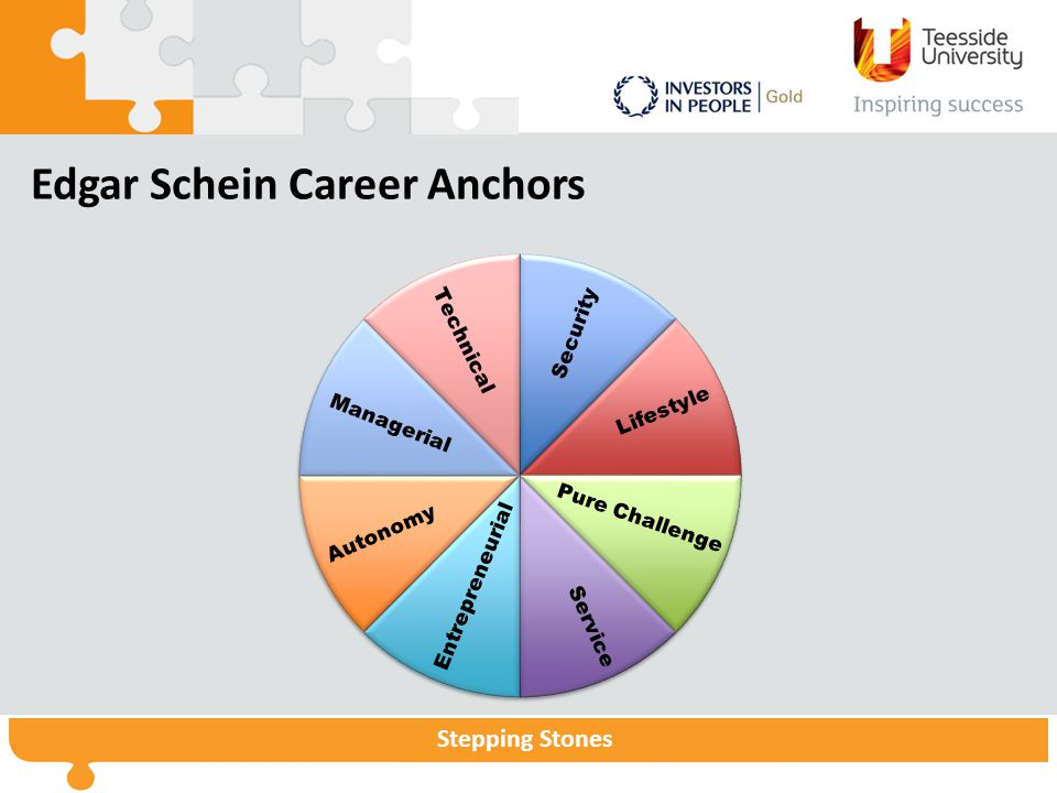 Edgar Schein Career Anchors
