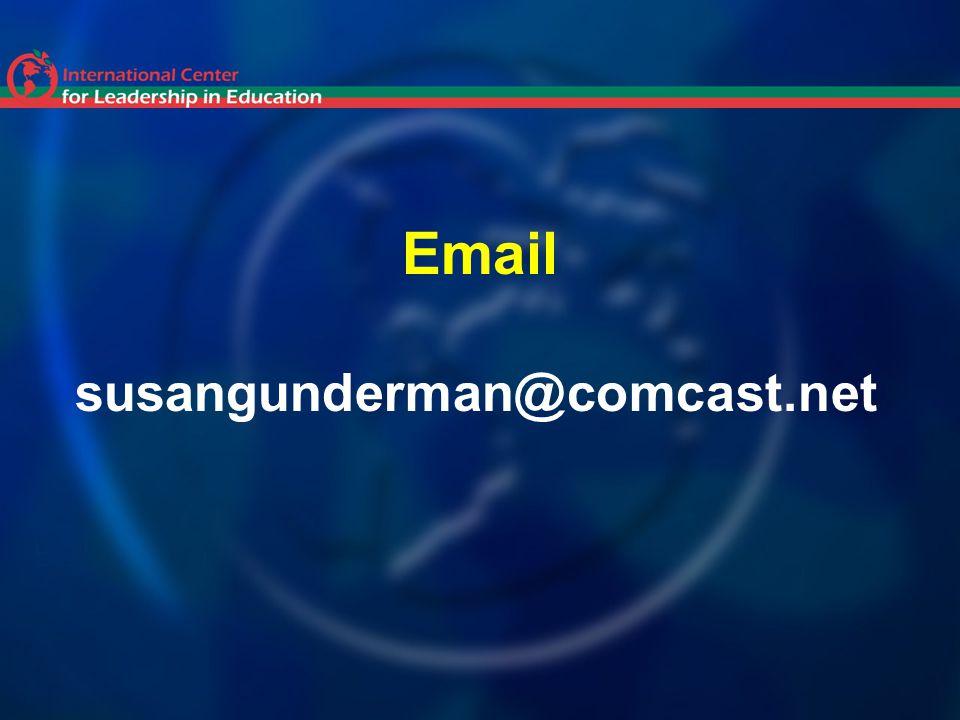 susangunderman@comcast.net Email