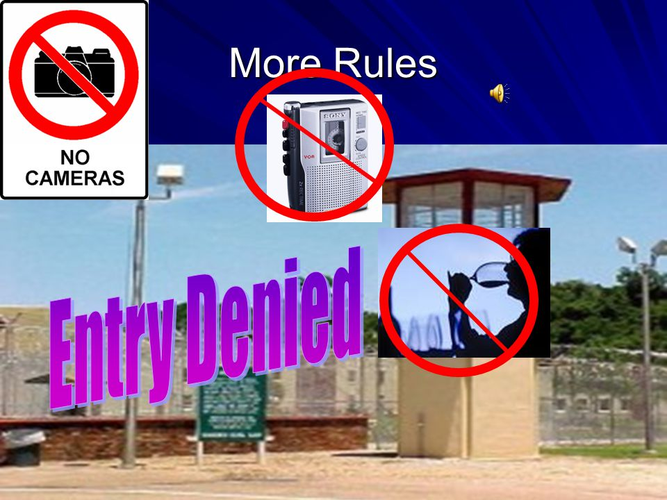 More Rules Entry Denied