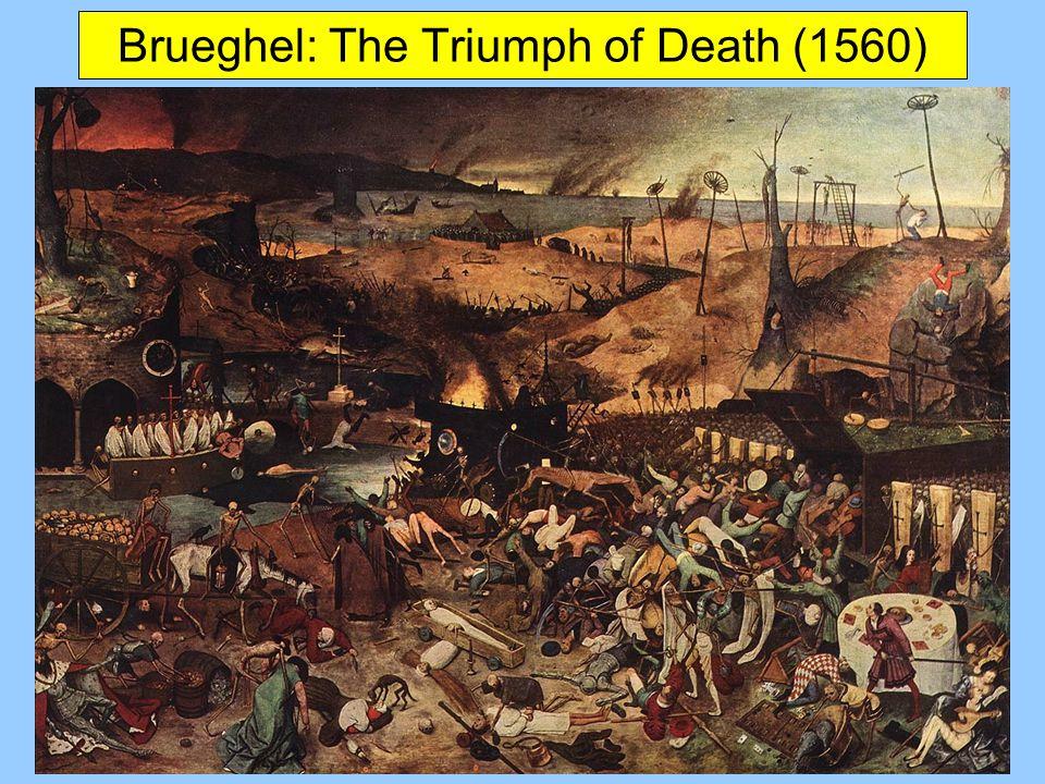 Brueghel: The Triumph of Death (1560)
