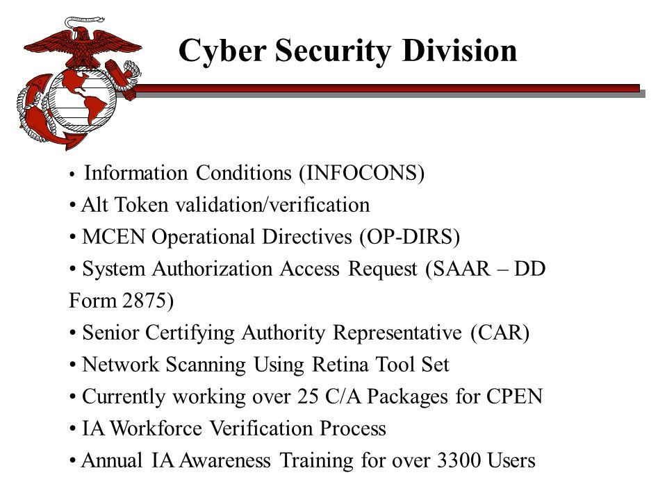 Cyber Security Division