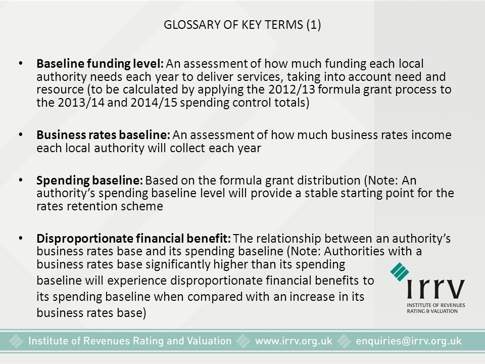GLOSSARY OF KEY TERMS (1)