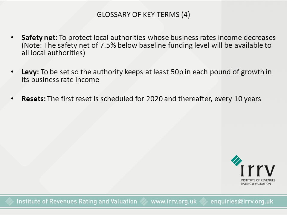 GLOSSARY OF KEY TERMS (4)
