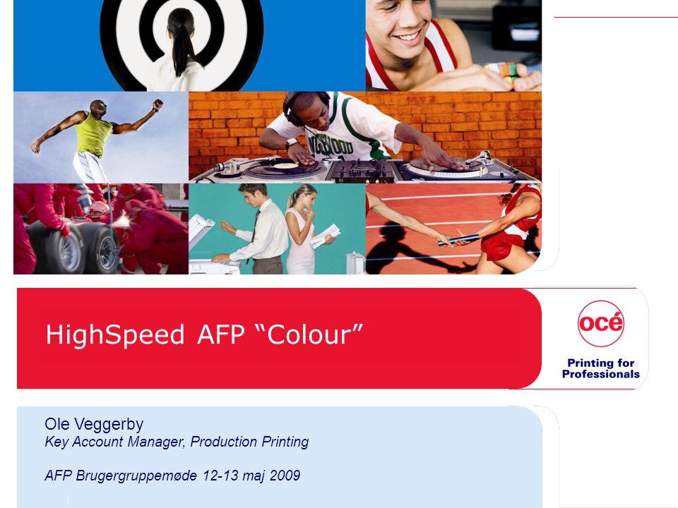 HighSpeed AFP Colour