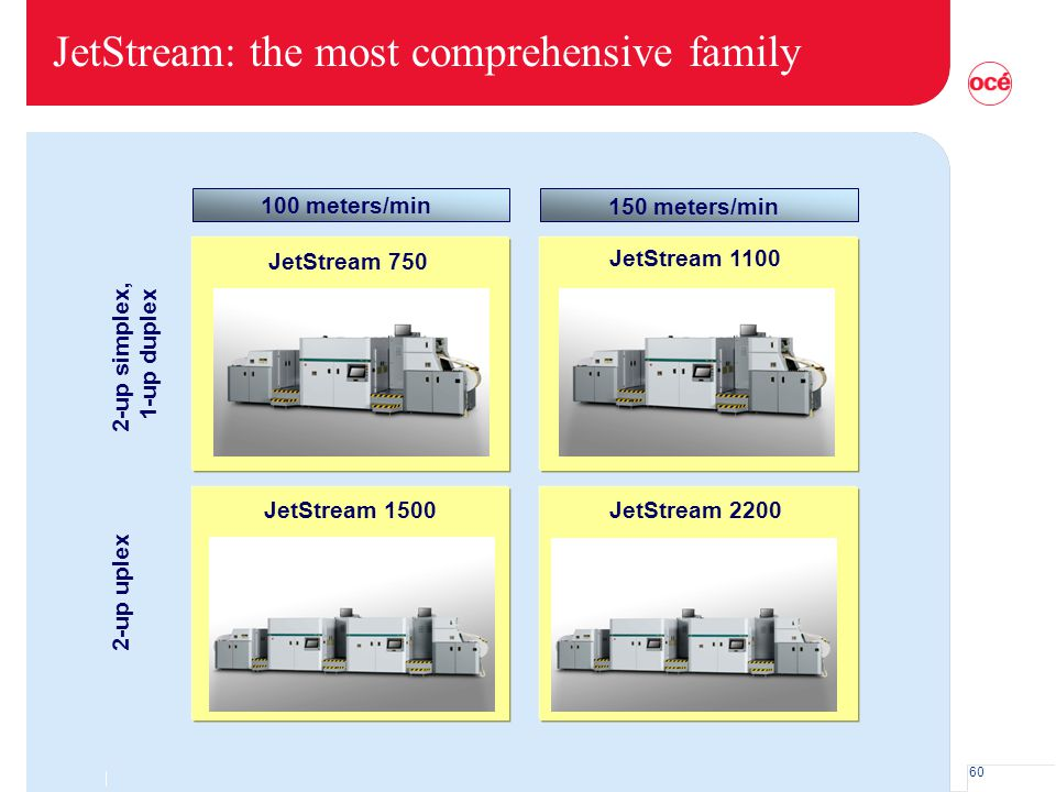 JetStream: the most comprehensive family