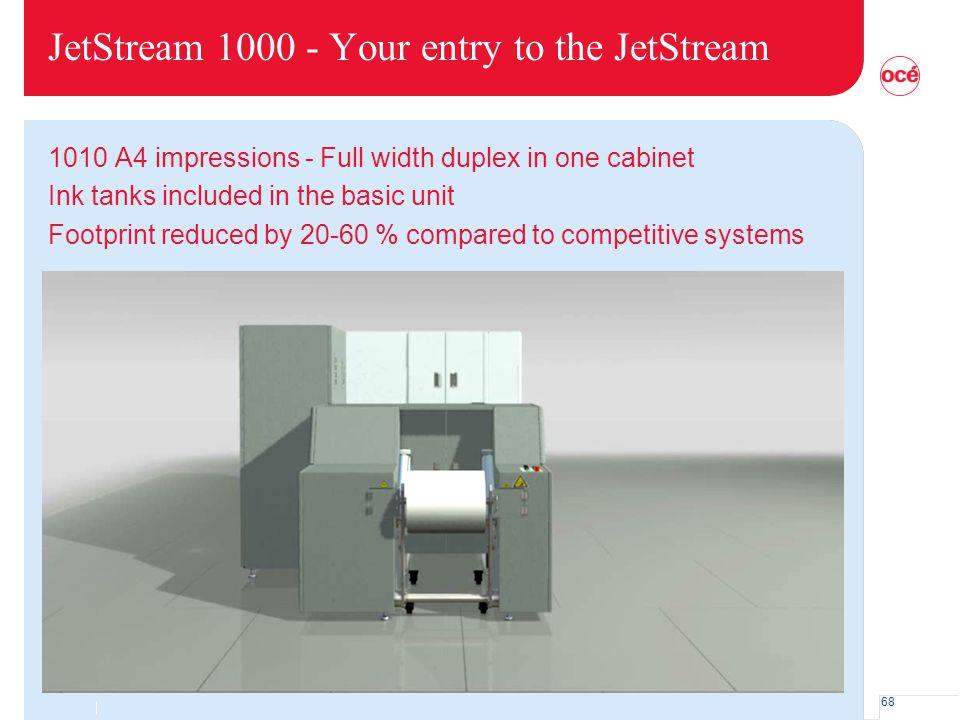 JetStream 1000 - Your entry to the JetStream