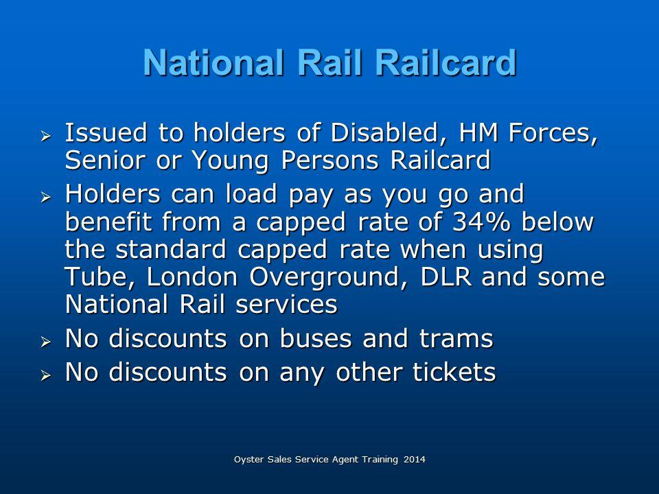 National Rail Railcard