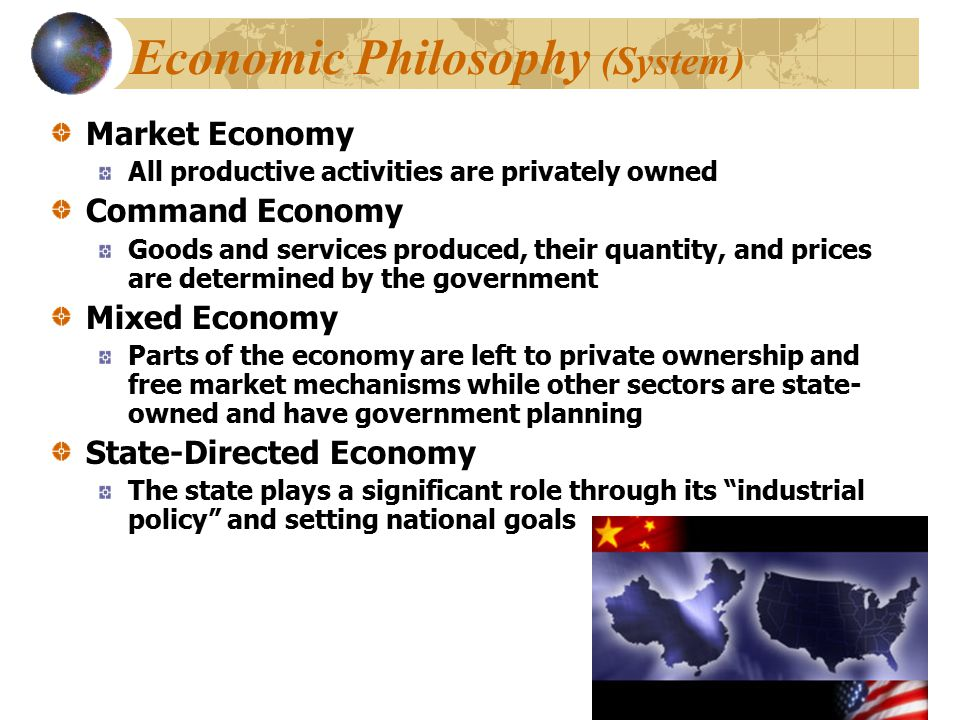 Economic Philosophy (System)