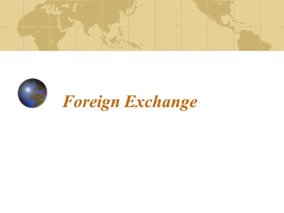Foreign Exchange Social insurance: unemployment compensation, trade adjustment assistance, training programs.