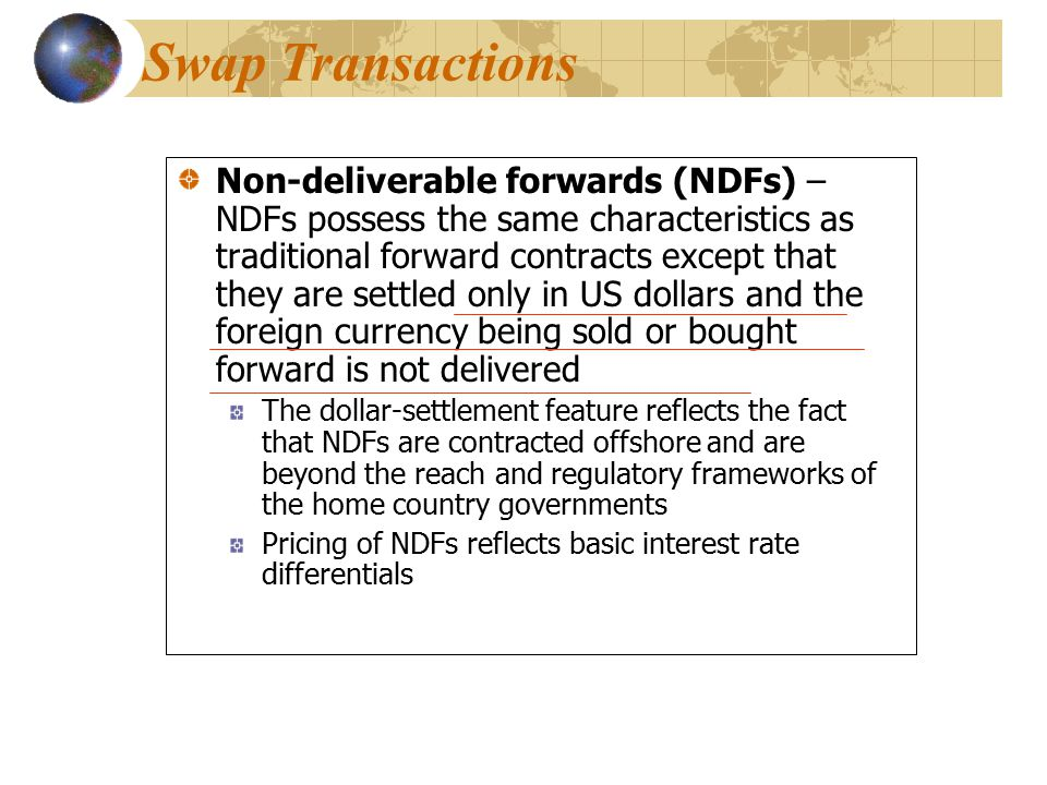Swap Transactions