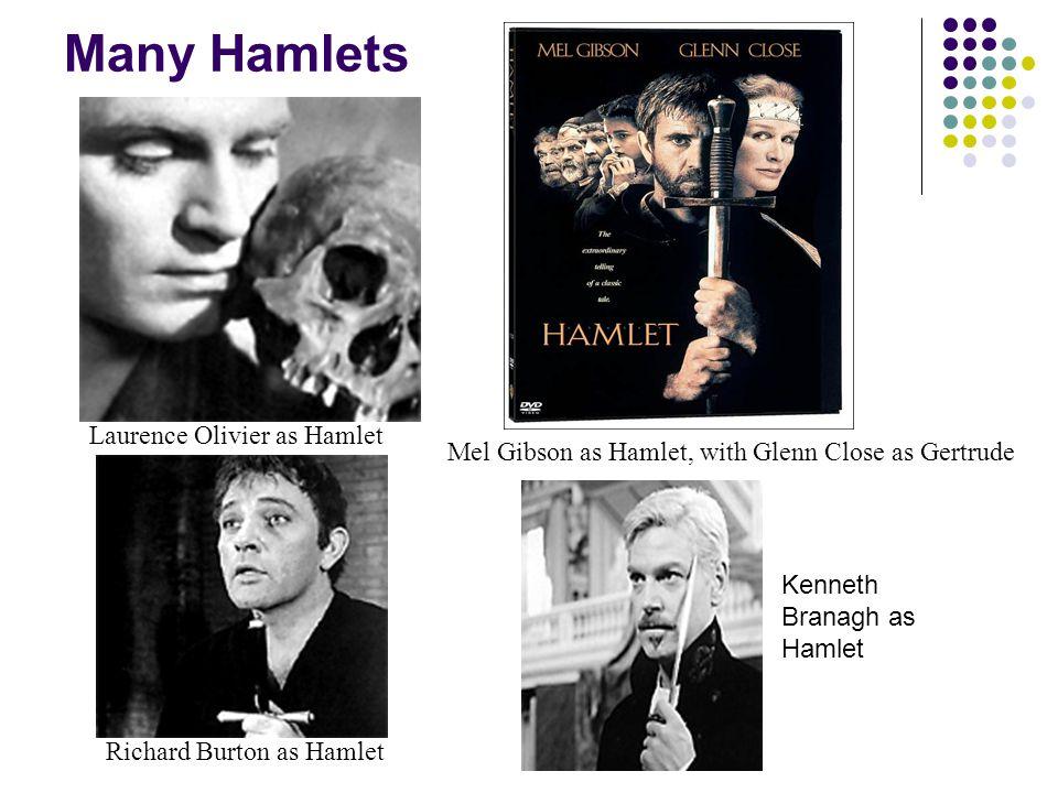 Many Hamlets Laurence Olivier as Hamlet