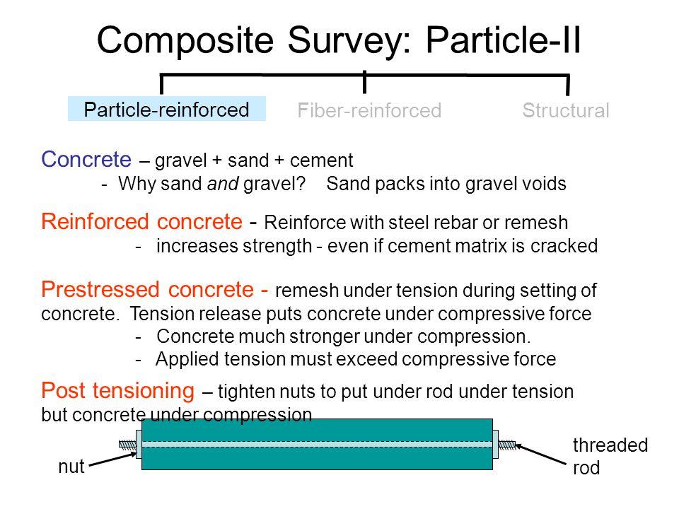 Composite Survey: Particle-II