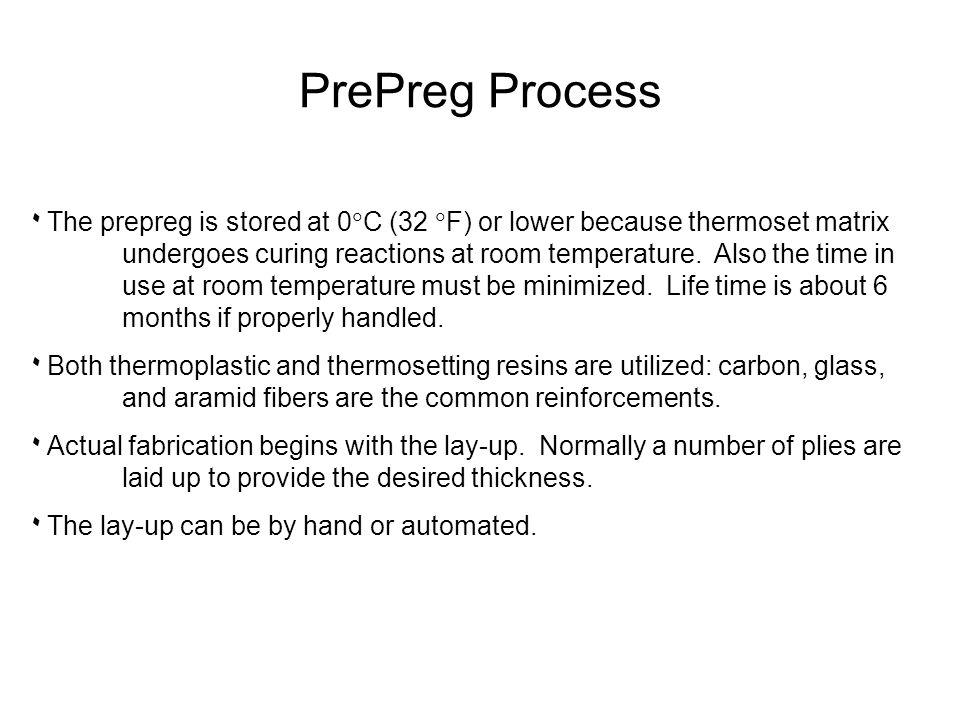 PrePreg Process