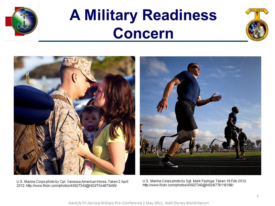 A Military Readiness Concern